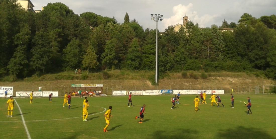 Il ritorno di Coppa Italia: a Sinalunga serve un'impresa