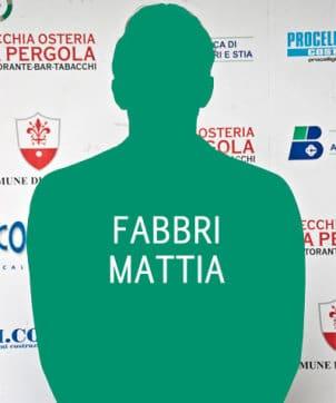 Fabbri Mattia - Difensore