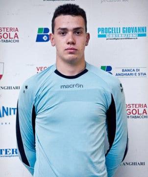 Mafucci Matteo - Portiere