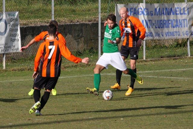 Baldaccio fuori nella semifinale play off con il Porta Romana