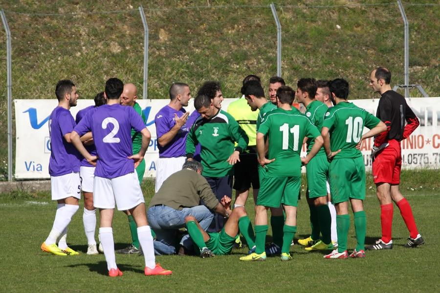 Baldaccio sul campo della Castiglionese per riprendersi i play off