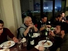 cena Baldaccio auguri Natale