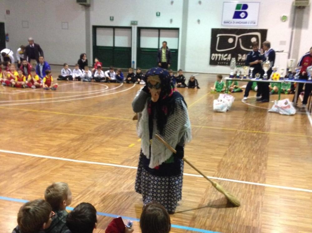 Al via ad Anghiari il 24° Torneo della Befana