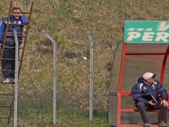 Marmorini contro Sestese home, foto Paolo Rossi
