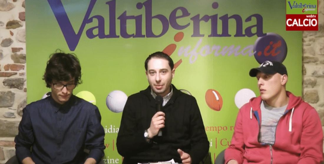 Diego Giorni protagonista a Valtiberina Calcio
