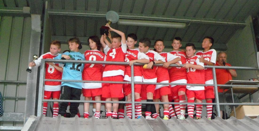 Risultati e vincitori del IV Torneo Giovanile Città di Anghiari