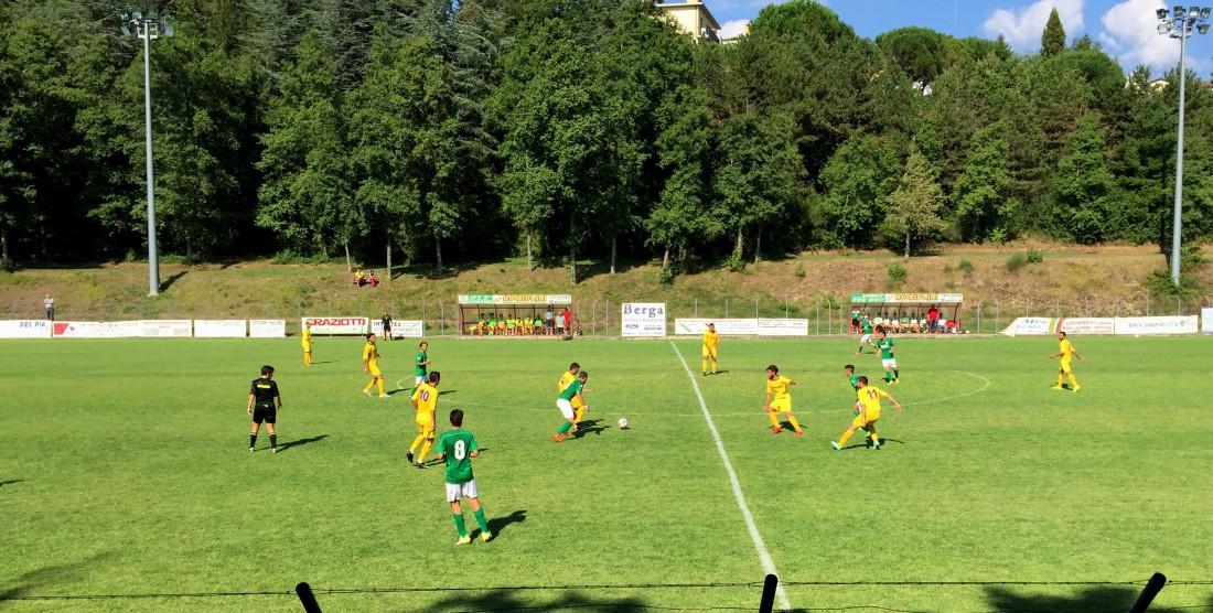 Le interviste video post Baldaccio Bruni – Castiglionese di Coppa