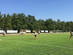 preparazione Baldaccio Bruni allenamenti