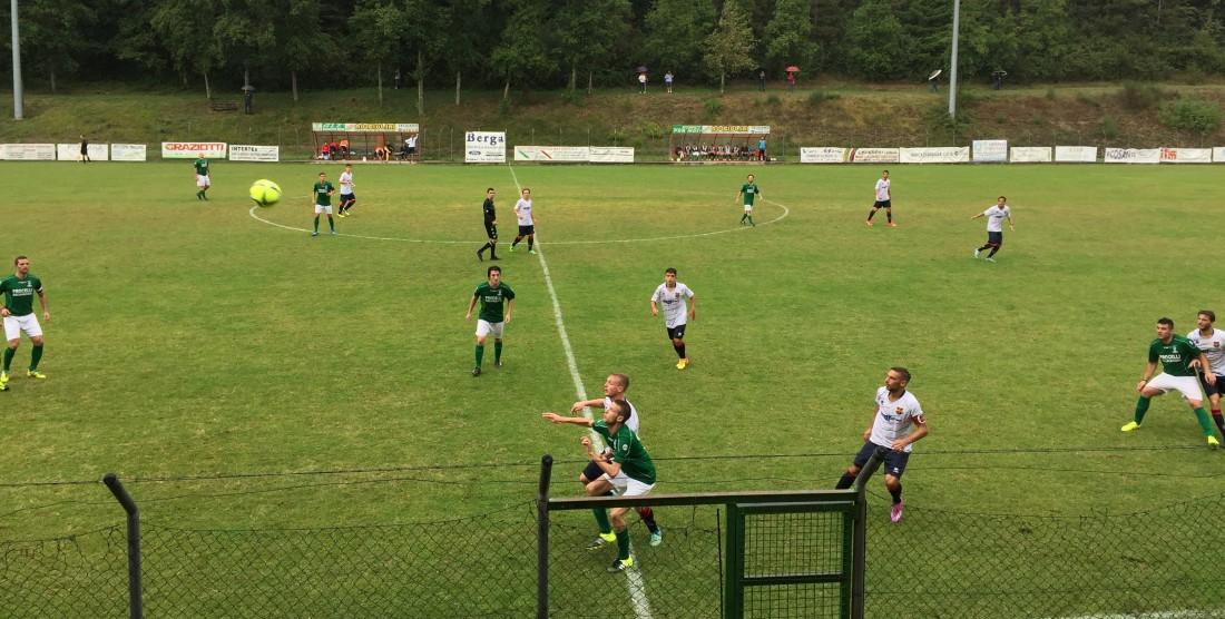 Baldaccio sul campo del Firenze Ovest nel 2° turno di campionato