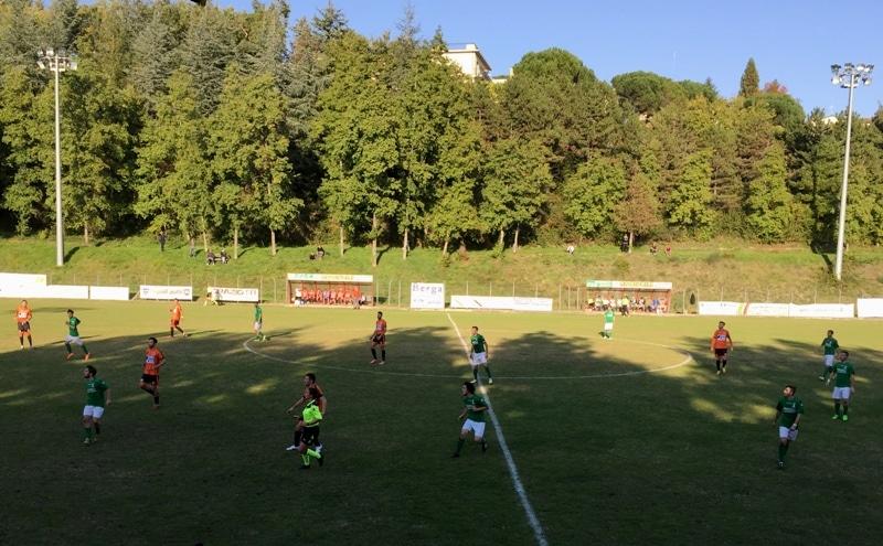 Mister Silveri analizza l'1-1 con il Porta Romana