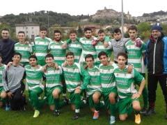 juniores Baldaccio Bruni Anghiari 2015-2016