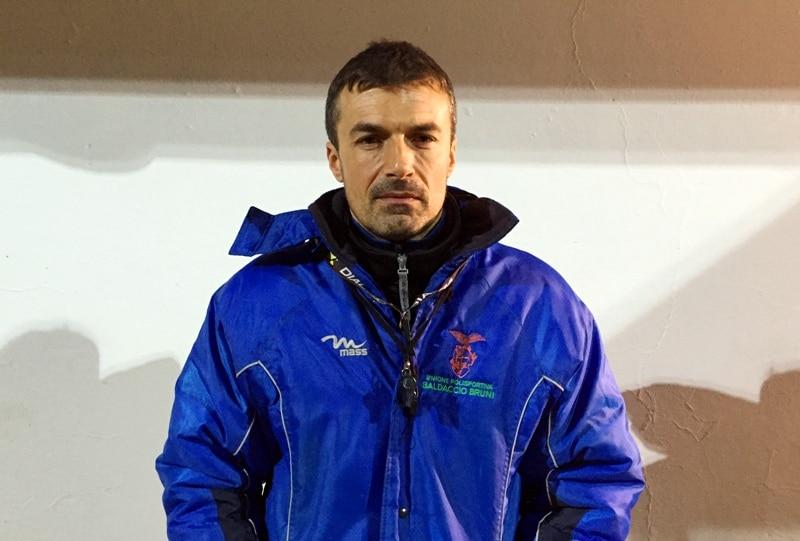 Le prime parole del nuovo tecnico Andrea Benedetti