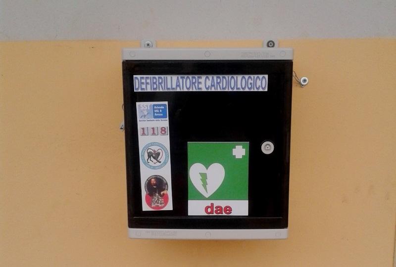 """Il defibrillatore al """"Procelli"""" e i risultati del settore giovanile"""