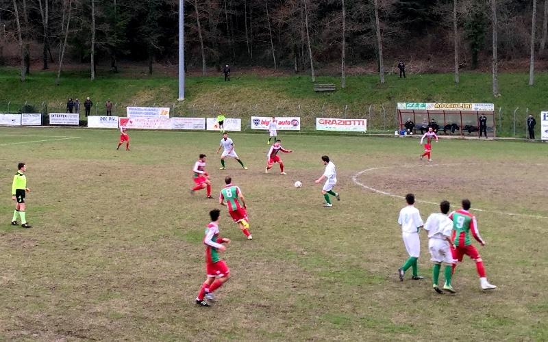 Baldaccio Bruni - Grassina foto di gioco