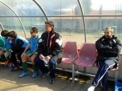 Enzo Chiasserini allenatore giovanissimi Baldaccio