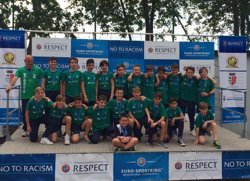 Successi importanti per le squadre della Scuola Calcio biancoverde