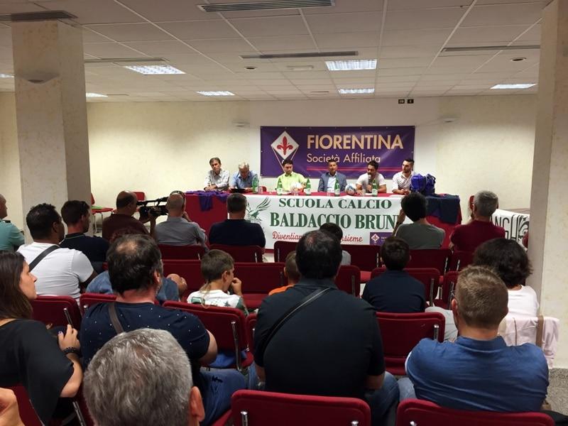 Le interviste video al sindaco Polcri, al presidente Lacrimini e a mister Benedetti