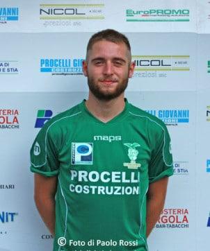 Alessio Aquilini (16/17) - Difensore