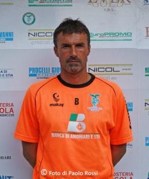 Andrea Benedetti (16/17) - Allenatore