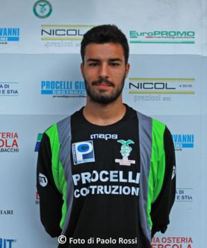 Cosimo Guerri (16/17) - Portiere