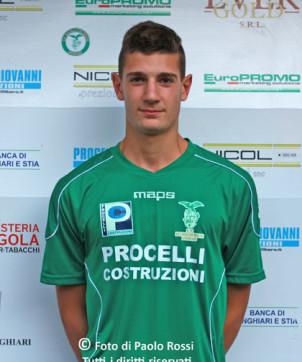 Davide Panicucci (16/17) - Difensore