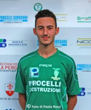 Italo Musliu (16/17) - Difensore
