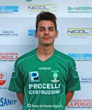 Lorenzo Bindi (16/17) - Attaccante