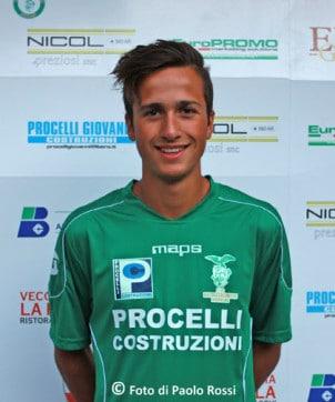 Lorenzo Bonci (16/17) - Attaccante