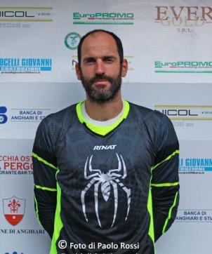 Matteo Giovagnoli (17/18) - Portiere