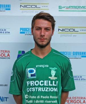 Niccolò Minocci (16/17) - Difensore