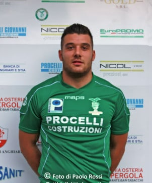 Nicola Terzi (16/17) - Attaccante