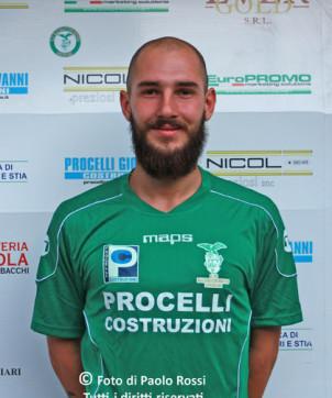 Nicolò D'Urso (16/17) - Attaccante