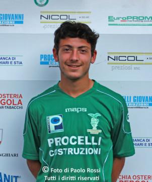 Nicolò Rinaldini (16/17) - Centrocampista