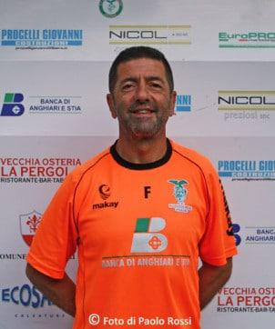 Properzio Faraglia (16/17) - Preparatore Atletico