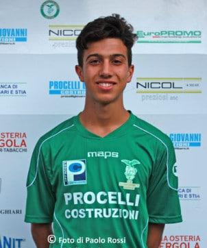 Tommaso Ricci (16/17) - Attaccante