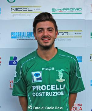 Tommaso Rossi (16/17) - Centrocampista