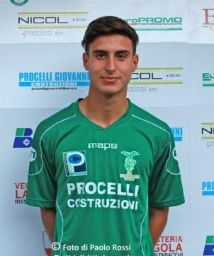 Tommaso Tizzi (16/17) - Centrocampista