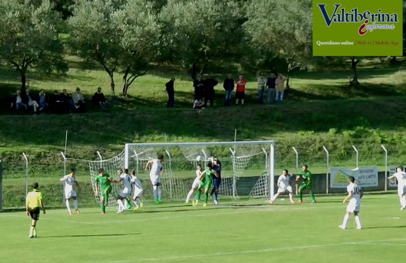 Il servizio e le interviste post Baldaccio – Bucinese e il gol annullato