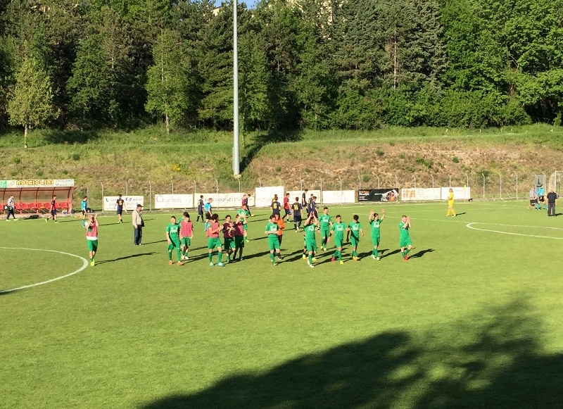 Le interviste video relative al 2-0 sul Valdarno