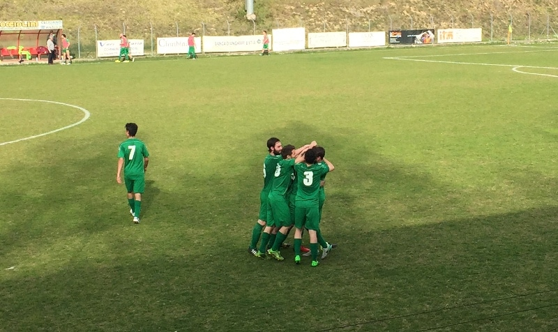Baldaccio - Zenith esultanza gol