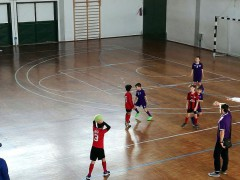 Torneo della Befana per semifinali 16-17