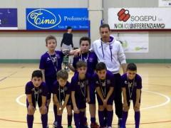scuola calcio 2008 2° a Trestina