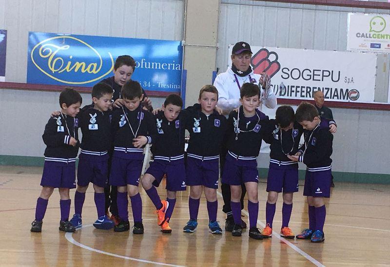 Scuola Calcio protagonista nel Torneo di Trestina