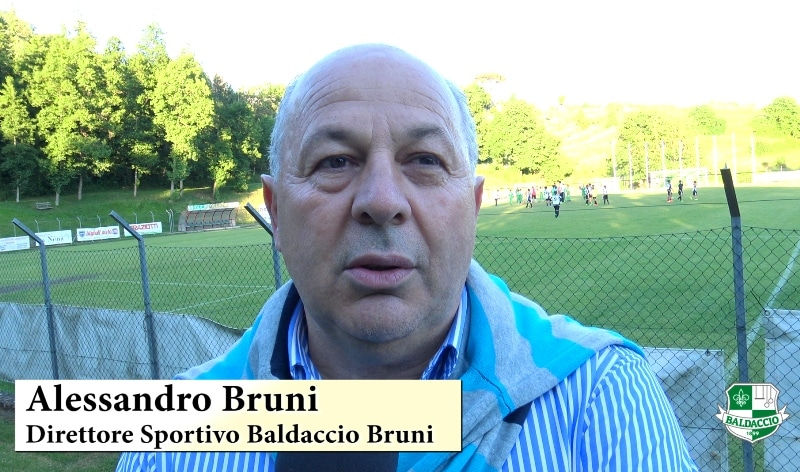 L'intervista video al direttore sportivo Bruni