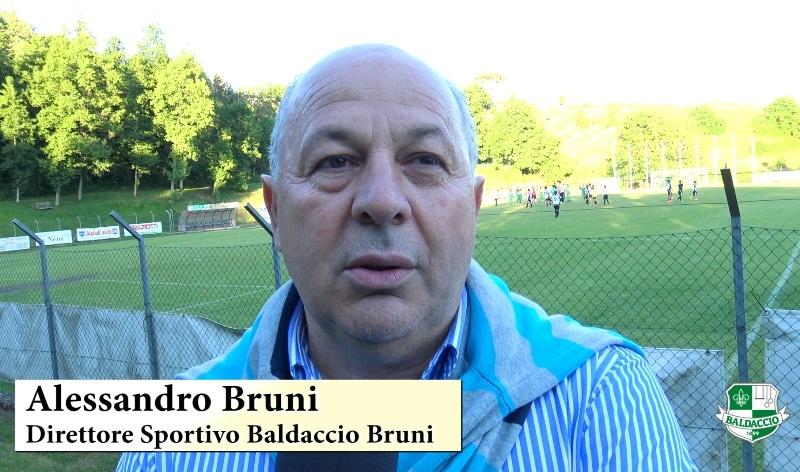 L'intervista video al direttore sportivo Bruni