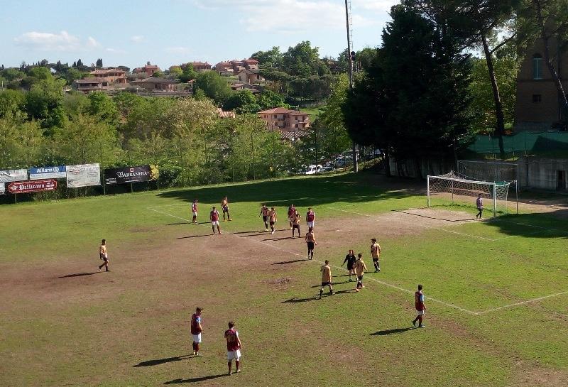 I play off della juniores e il via del Torneo di Anghiari