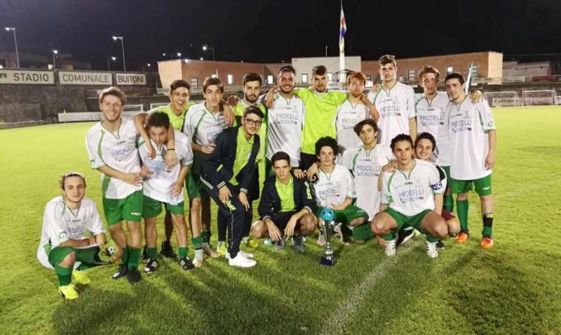 Settore giovanile: Juniores ko in finale e Torneo di Anghiari