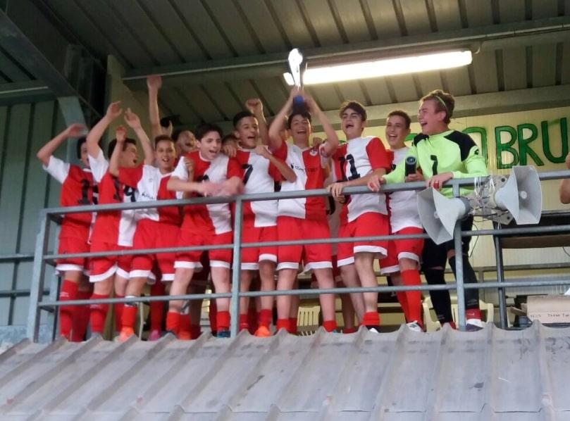 vittoria giovanissimi Junior Tiferno