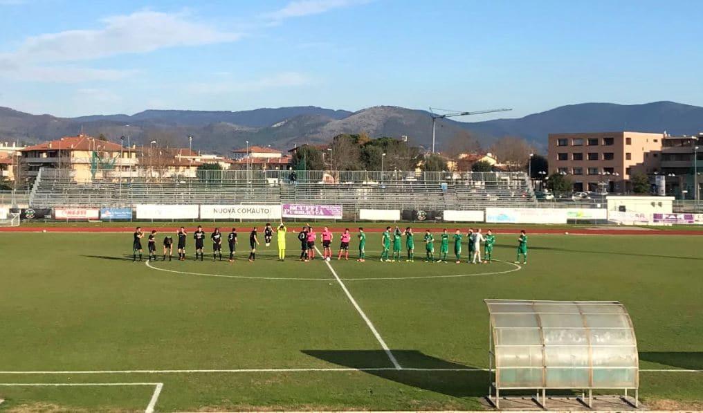 Aglianese-Baldaccio 15° turno 17-18