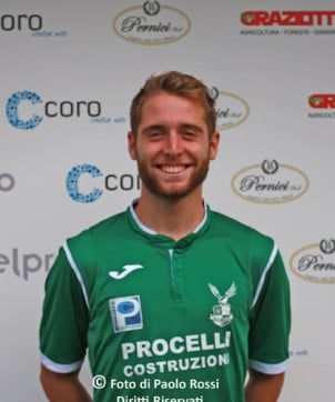 Alessio Aquilini (17-18) - Difensore